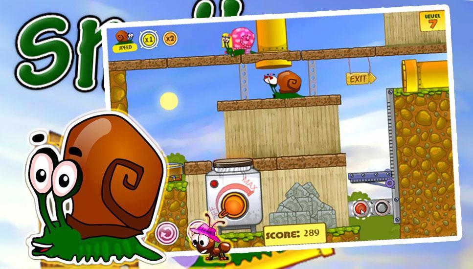 Snail Bob 1 Back Home For Android Apk Download