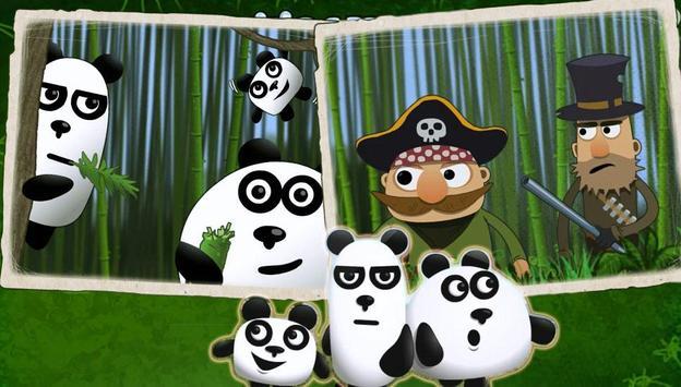 3 Panda No Escape screenshot 1