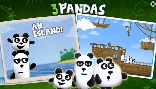 3 Panda No Escape screenshot 2