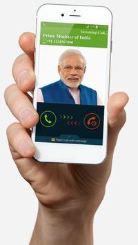 Fake My Call 2017 Prank apk screenshot