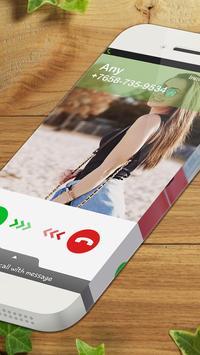 Prank Calling App Fake Calling Fake Call screenshot 2