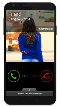 Fake Call 2 screenshot 7