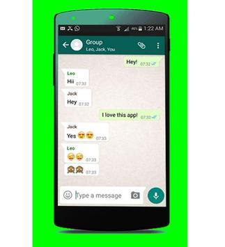 Fake Chat (Conversations) screenshot 4