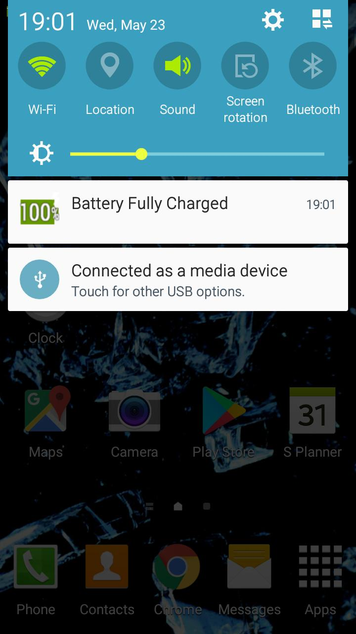 Battery Fully Charged Notification for Android - APK Download