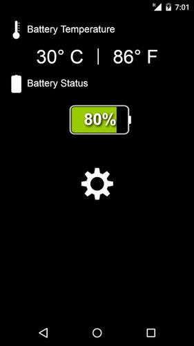 Download battery temperature and status 3 0 Android APK