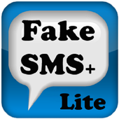 Fake SMS bate-papo Lite icon