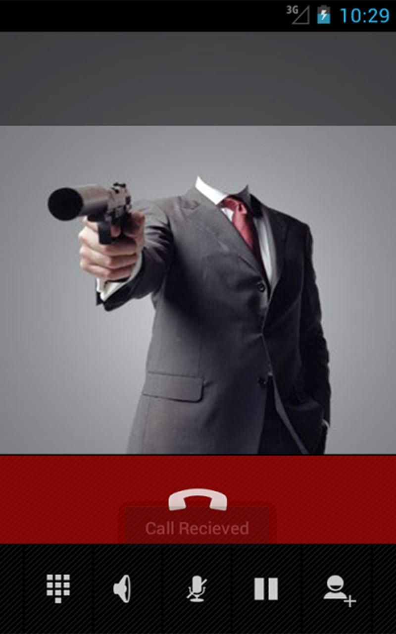 Agent Fake fake call: agent killer 147 for android - apk download