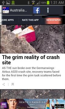Australia Radio News screenshot 17