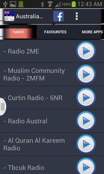 Australia Radio News screenshot 6