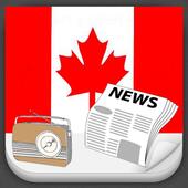 Canada Radio News icon
