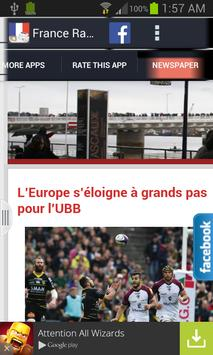 France Radio News screenshot 11