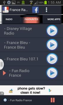France Radio News screenshot 2