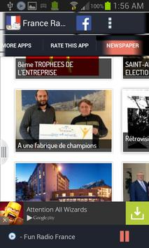 France Radio News screenshot 4