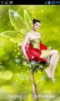 Fairy Live Wallpaper screenshot 1
