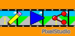 Pixel Studio - Art Animation MP4 GIF