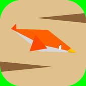 Little Falling Bird icon