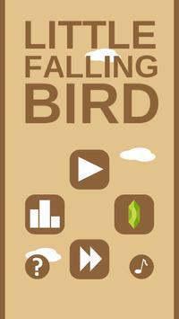 Little Falling Bird poster