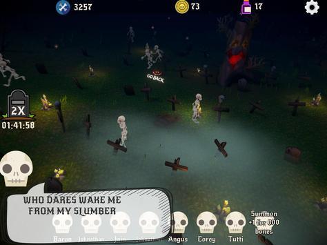 Boneyard Clicker apk screenshot