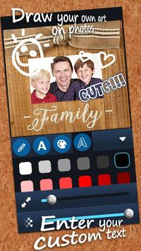 Family Photo Frame Maker screenshot 2