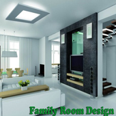 Family Room Design icon