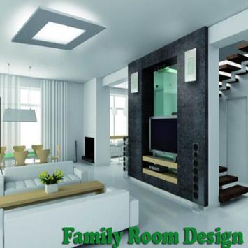 Family Room Design poster