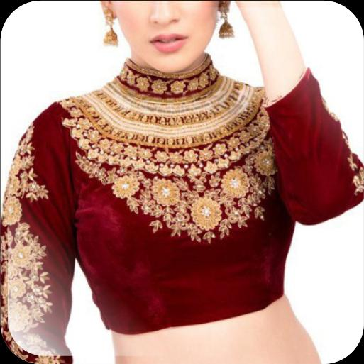 Fancy Blouse for Android - APK Download