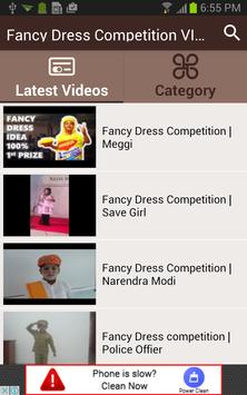 Fancy Dress Competition VIDEOs screenshot 1