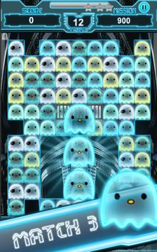 Ghost City Evaders Lite - Free! No Ads! Match Game screenshot 13
