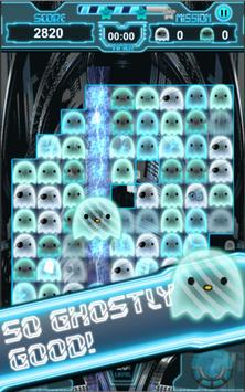 Ghost City Evaders Lite - Free! No Ads! Match Game screenshot 1