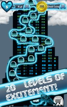 Ghost City Evaders Lite - Free! No Ads! Match Game screenshot 2