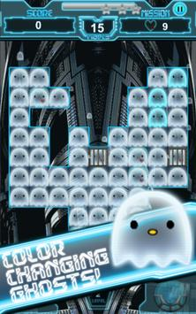 Ghost City Evaders Lite - Free! No Ads! Match Game screenshot 3