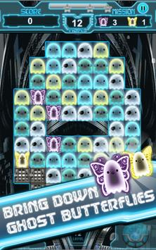 Ghost City Evaders Lite - Free! No Ads! Match Game screenshot 7