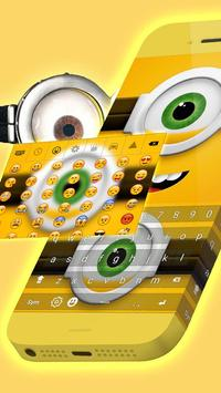 Keyboard Minion Theme screenshot 1