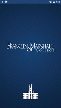 Franklin & Marshall Events Affiche