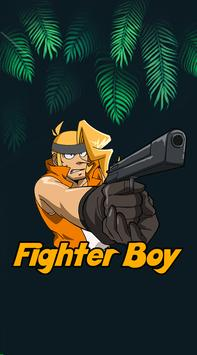 Fighter Boy poster