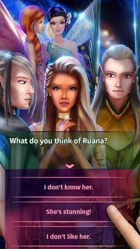 Fantasi permainan cerita cinta poster