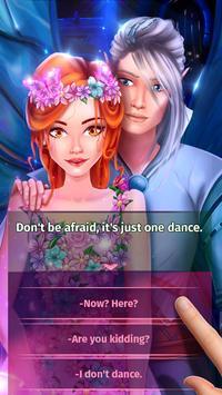Fantasi permainan cerita cinta screenshot 2