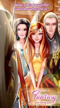 Fantasi permainan cerita cinta screenshot 7