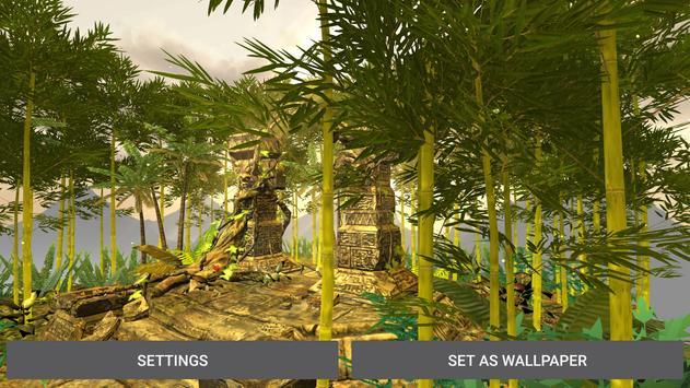 Fantasy Nature 3D Live WP apk screenshot