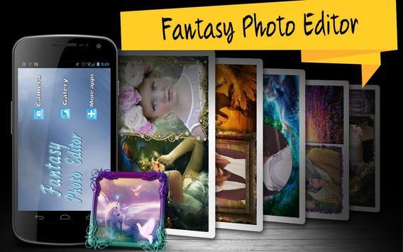 Fantasy Photo Editor poster