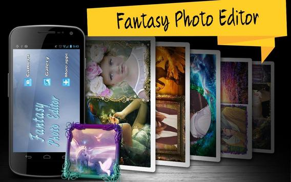 Fantasy Photo Editor poster