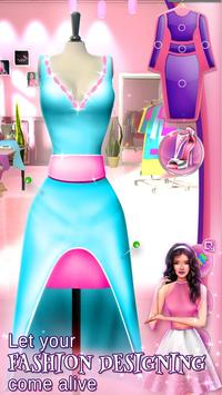 Fashion Designer & High Heels Games for Girls screenshot 3
