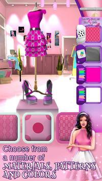 Fashion Designer & High Heels Games for Girls screenshot 4