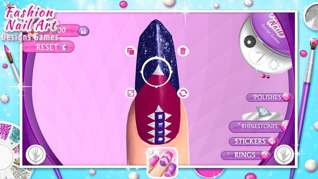 Fashion Nail Art Designs Game For Android Apk Download