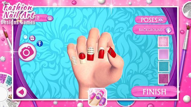 Fashion nail art designs game apk download free simulation game fashion nail art designs game apk screenshot prinsesfo Images