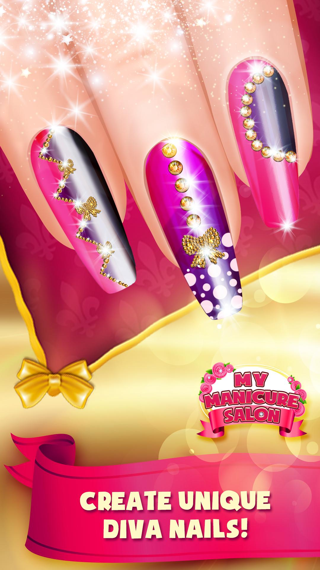 My Manicure Salon-Nail Art Designs Games for Android - APK Download