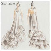 Fashion Designing Sketches icon
