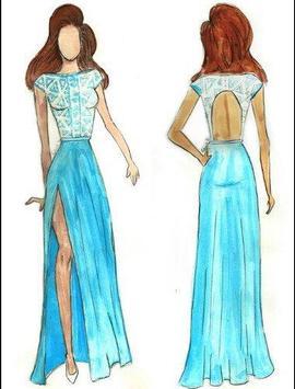 Fashion Designing Sketches screenshot 11