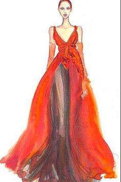 Fashion Designing Sketches screenshot 1