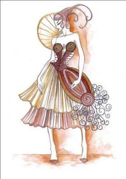 Fashion Designing Sketches screenshot 2